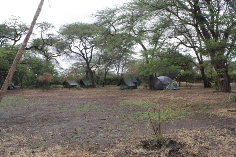 Campamento Taranguire
