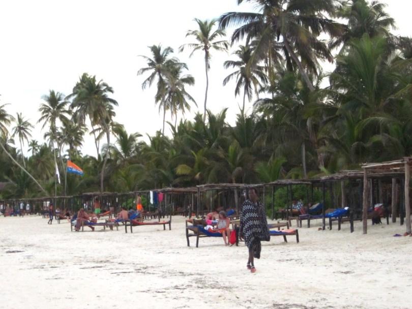 playa kiwengwa
