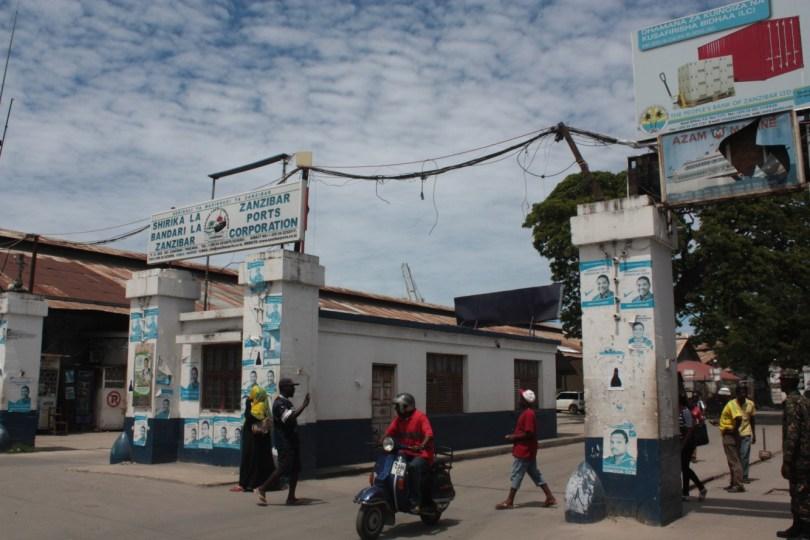 Puerto Stone Town