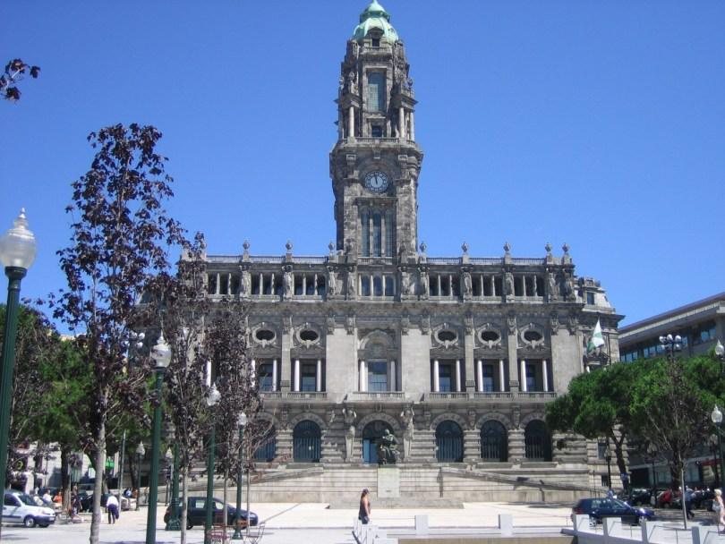 Cámara Comercio Oporto