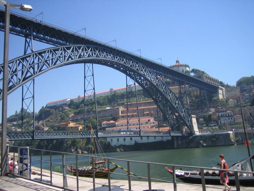 Puente Oporto
