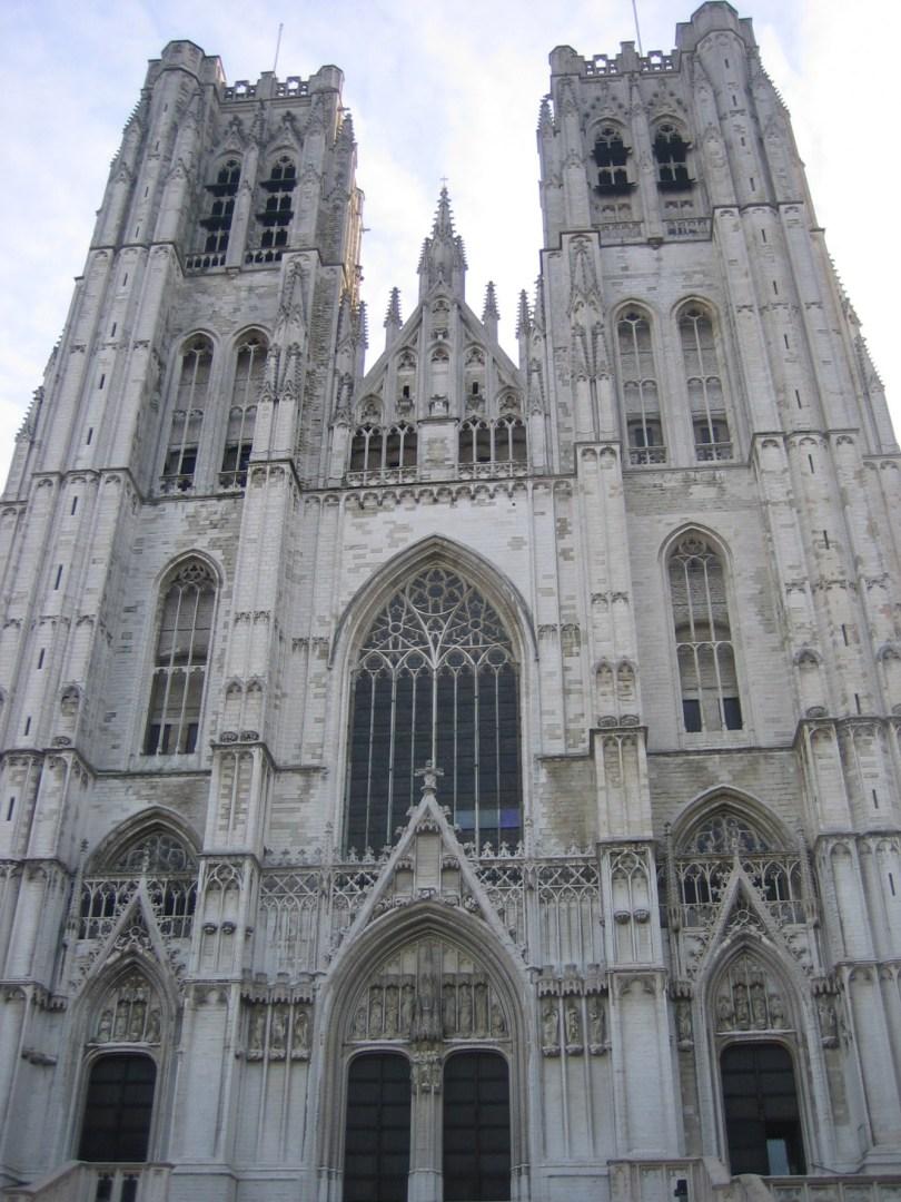Catedral Bruselas