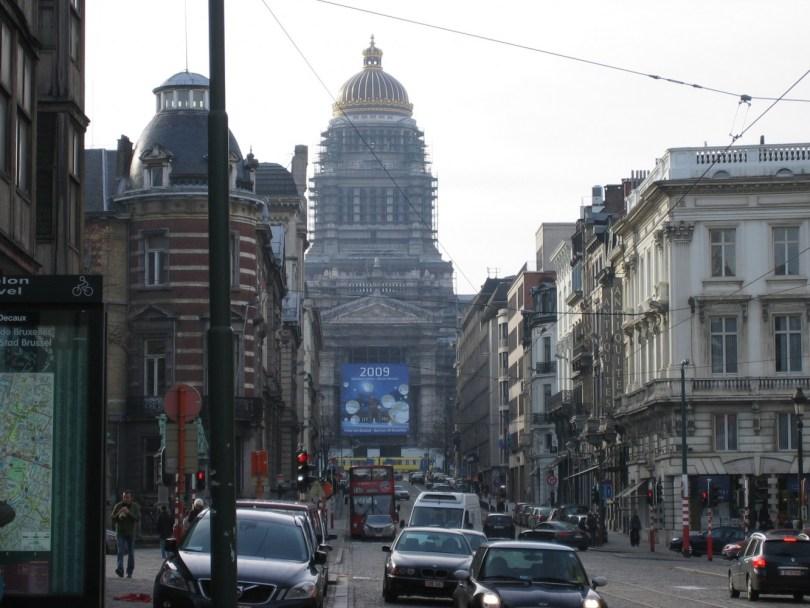 Palacio Justicia Bruselas