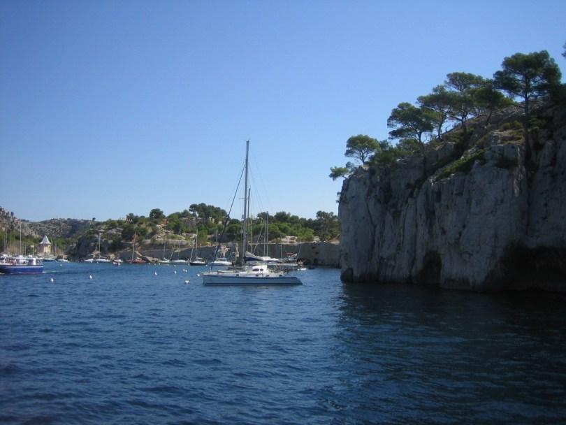 Marsella Calenques