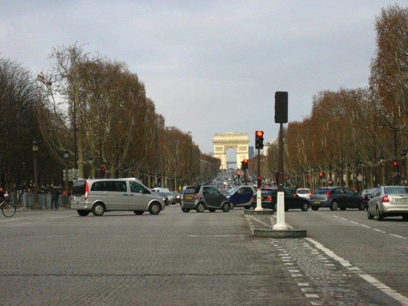 París Arco del Triunfo