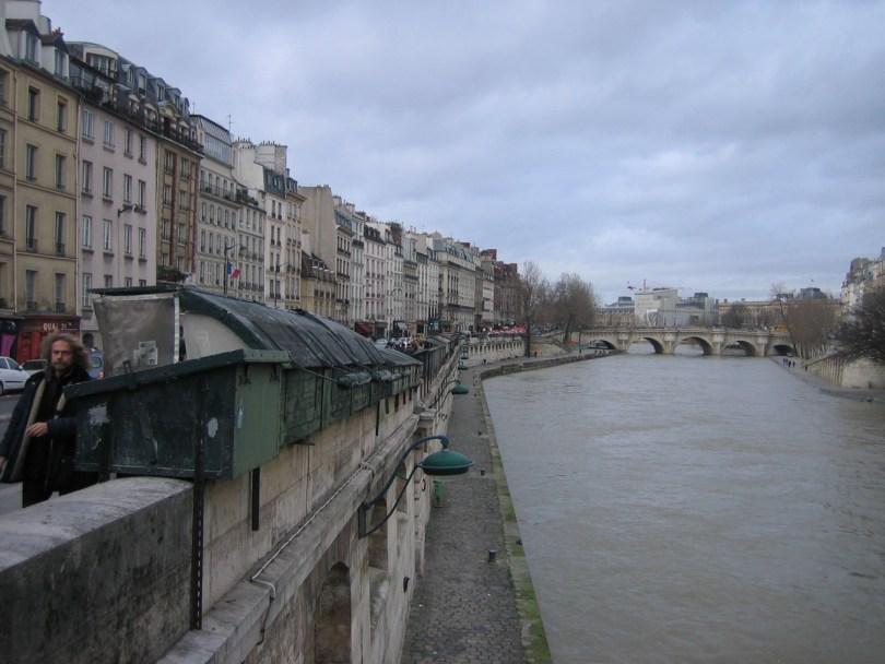 Libros Sena París