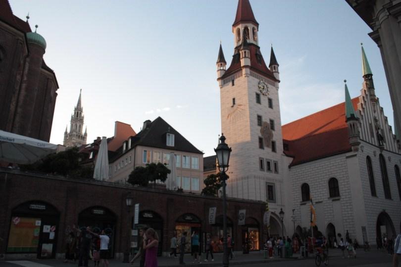 Munich origen partido nazi