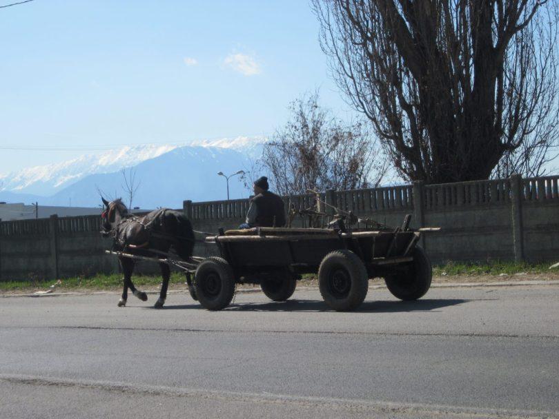 Transporte Rumanía