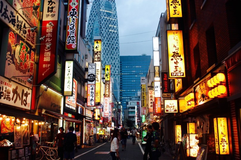 Qué ver en Tokio en seis días