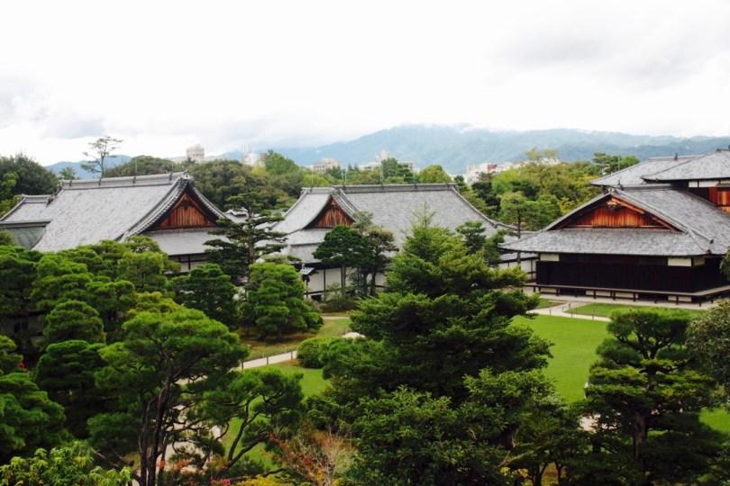 Castillo Nijo-jo Kioto