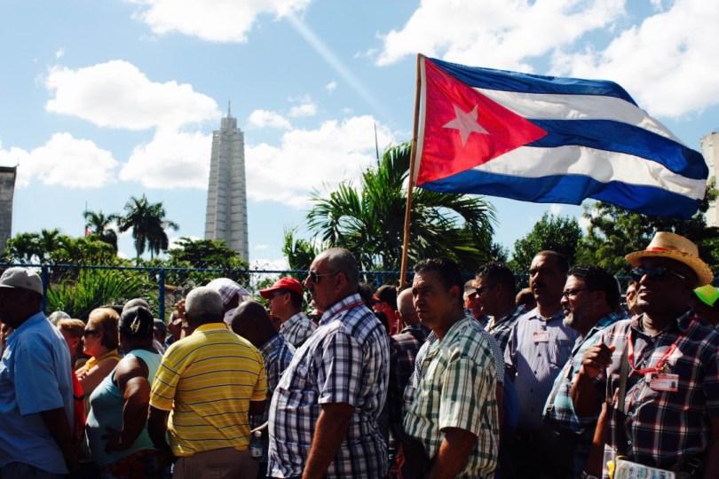 Homenaje Fidel Castro