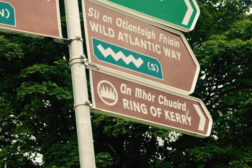 Itinerario Irlanda Anillo de Kerry