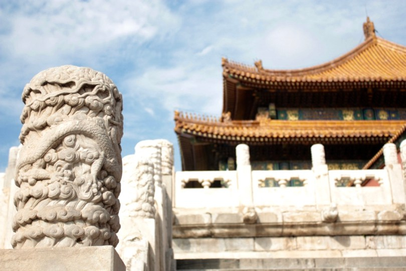 Pasaporte para viajar a China