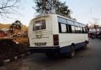 Transporte en Nepal