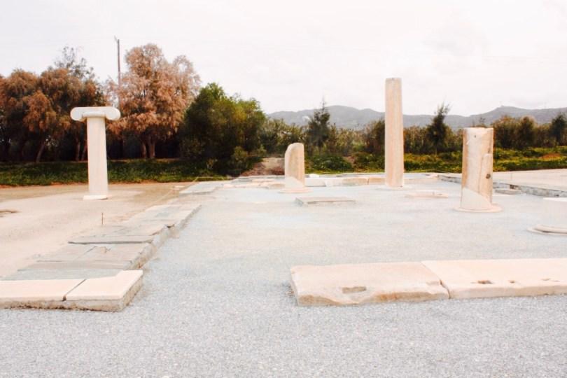 Santuario de Dionisos Naxos