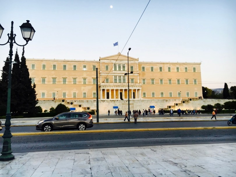 Cómo ir desde el aeropuerto de Atenas hasta el centro