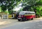 transporte en Myanmar