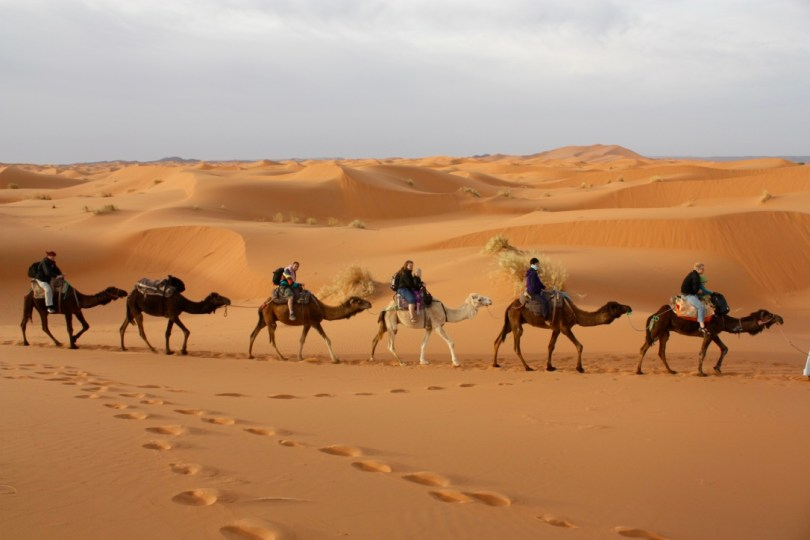 Transporte En Marruecos Marrakesh Essaouira Ouarzazate Merzouga Y Sáhara