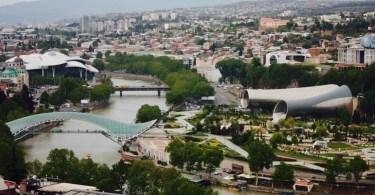 Alojamiento en Tiflis