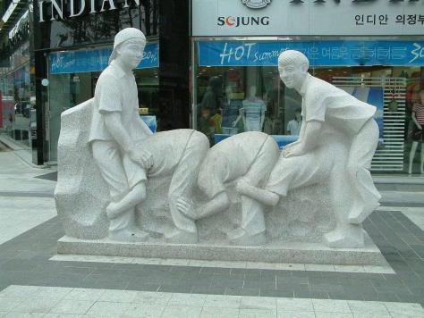Esculturas divertidas