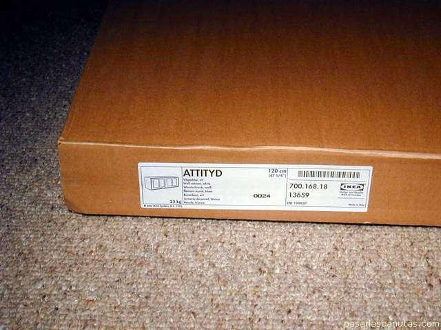 Pasarlascanutas Como instale el mueble ATTITYD de IKEA