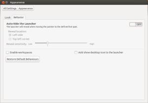 Workspace auf Ubuntu 13.04 aktivieren