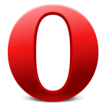 Opera 10.5 pre-alpha mit neuem Drop-Menü
