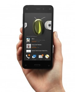 Téléphone Fire Amazon Firefly