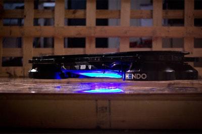 Hendo hoverboard retour vers le futur