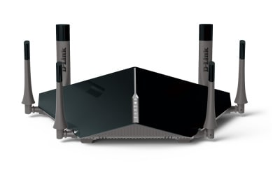 D-Link Wireless AC3200 Tri-Band Gigabit Router (DIR-890L)