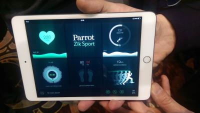 Zik Sport Parrot