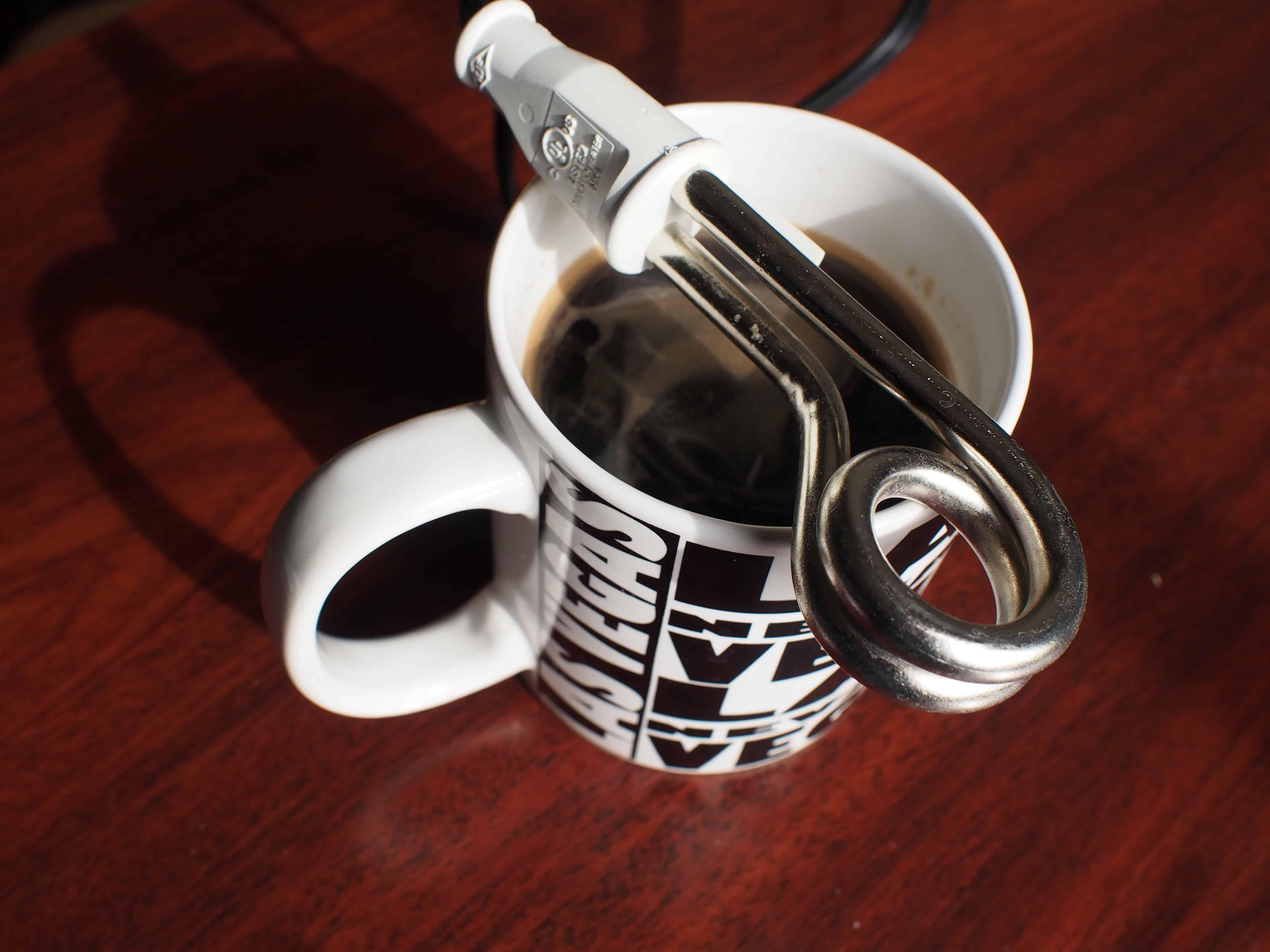 mon nouveau gadget essentiel en voyage un chauffe eau portable pascal forget. Black Bedroom Furniture Sets. Home Design Ideas