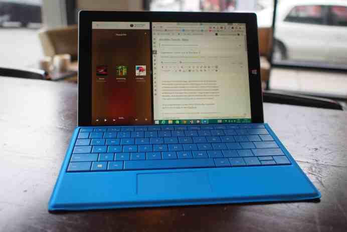 Tablette ordinateur Surface 3 Microsoft