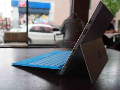 Ordinateur tablette Surface 3 Microsoft