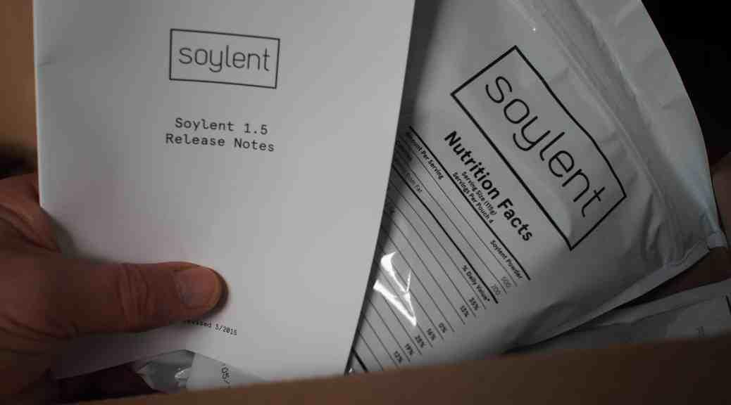 Soylent V5 Canada repas poudre