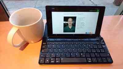 Clavier Universal Mobile Keyboard Microsoft