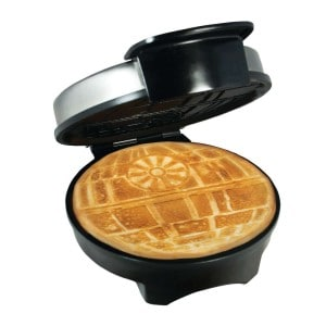 Gaufrier Star Wars officiel