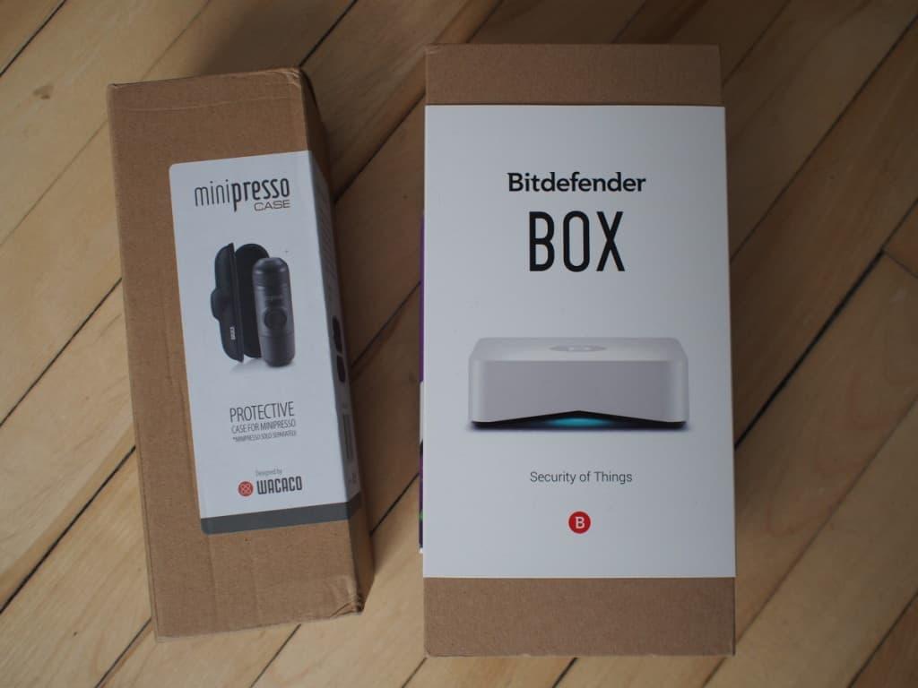 Bitdefender Box Minipresso