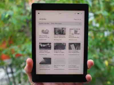 Kobo Aura ONE compatible Pocket