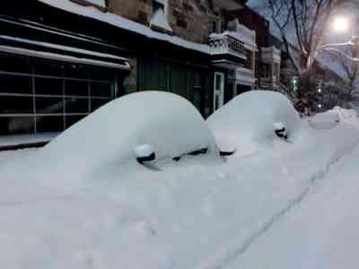 Activités techno pour passer le temps quand il y a une tempête de neige.