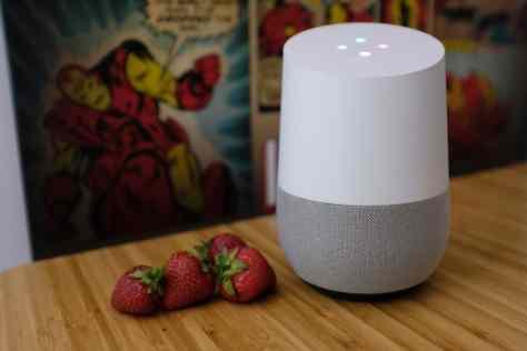 Google Home Québec commandes en français