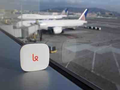 Karma Go routeur cellulaire de voyage travel router