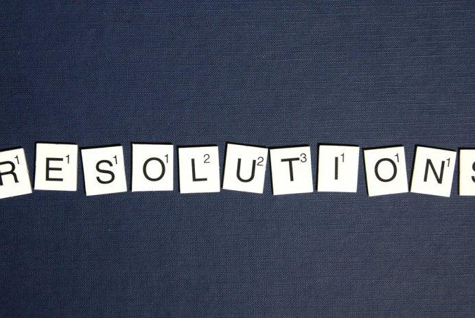 résolutions techno