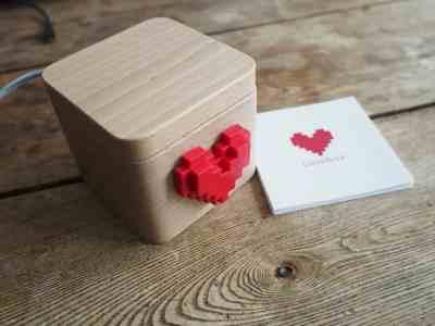Lovebox, la boîte d'amour connectée