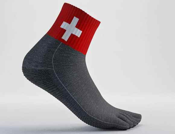 Free Your Feet bas chaussettes