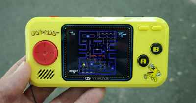 Pac-Man My arcade pac Pocket Player