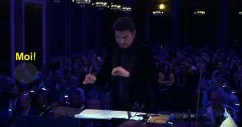 huawei sound of light vienna vienne symphony concert pascal forget
