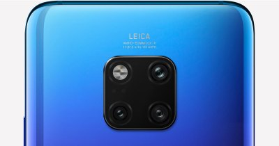 Huawei mate 20 pro 3 caméra grand-angle
