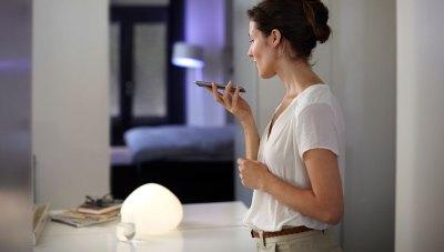 Philips Hue domotique éclairage robot domestique