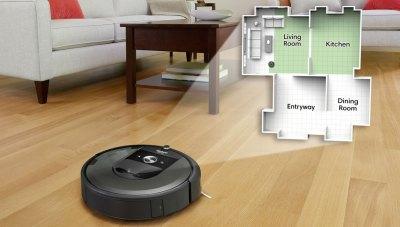 roomba domotique robot domestique